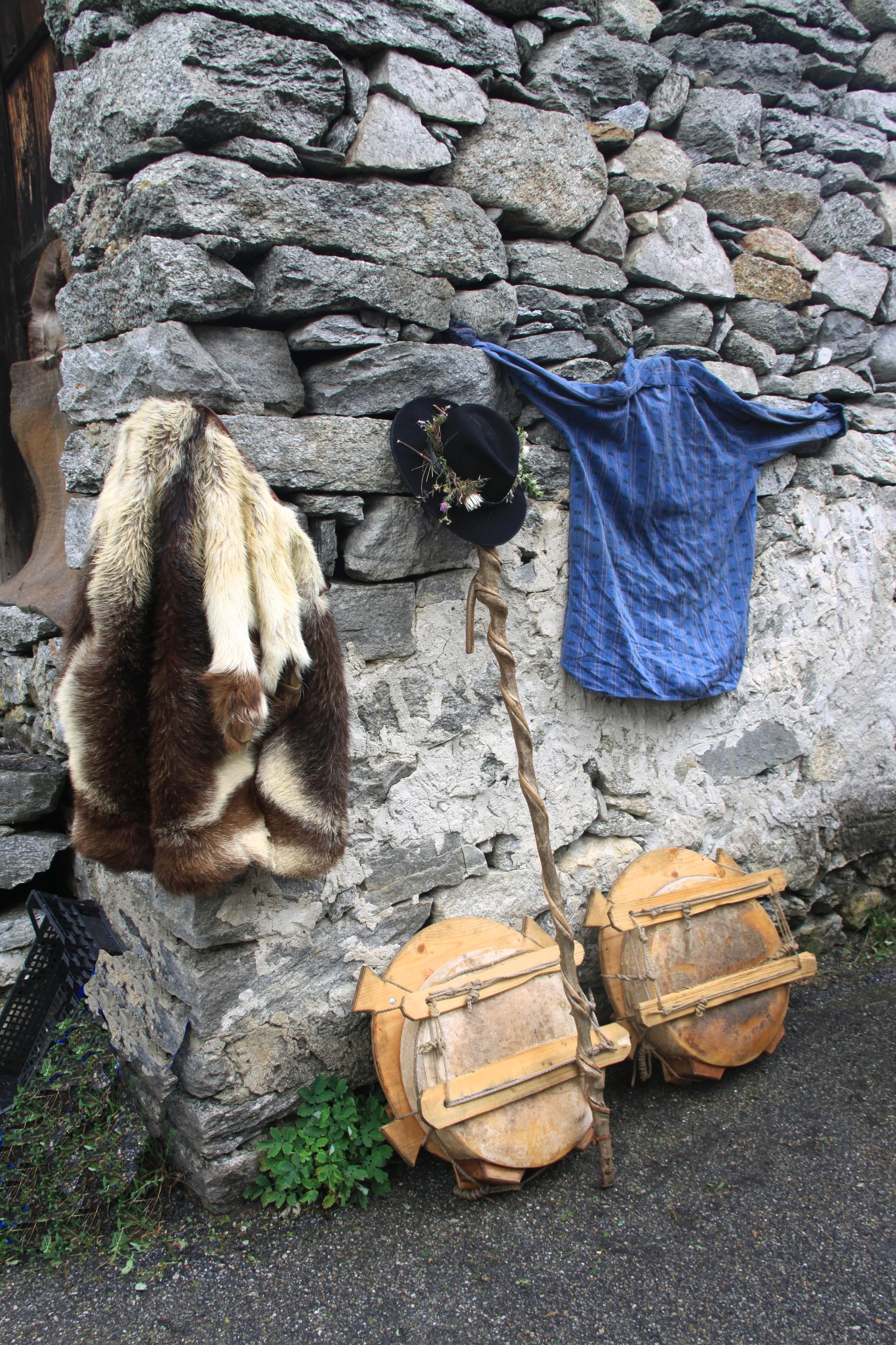 Säumertour, Wandern mit Packtieren